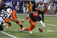 NCAA Football - Camping World Bowl - #16 West Virginia 18 vs. #20 Syracuse 34 (62)