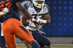 NCAA Football - Camping World Bowl - #16 West Virginia 18 vs. #20 Syracuse 34 (67)