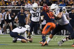 NCAA Football - Camping World Bowl - #16 West Virginia 18 vs. #20 Syracuse 34 (72)