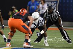 NCAA Football - Camping World Bowl - #16 West Virginia 18 vs. #20 Syracuse 34 (74)