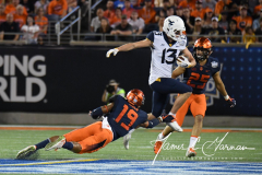 NCAA Football - Camping World Bowl - #16 West Virginia 18 vs. #20 Syracuse 34 (77)