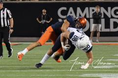 NCAA Football - Camping World Bowl - #16 West Virginia 18 vs. #20 Syracuse 34 (78)