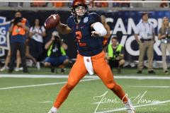 NCAA Football - Camping World Bowl - #16 West Virginia 18 vs. #20 Syracuse 34 (80)