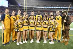NCAA Football - Camping World Bowl - #16 West Virginia 18 vs. #20 Syracuse 34 (82)