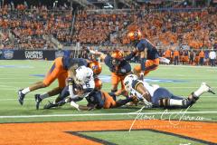 NCAA Football - Camping World Bowl - #16 West Virginia 18 vs. #20 Syracuse 34 (84)