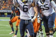 NCAA Football - Camping World Bowl - #16 West Virginia 18 vs. #20 Syracuse 34 (85)