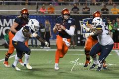 NCAA Football - Camping World Bowl - #16 West Virginia 18 vs. #20 Syracuse 34 (90)