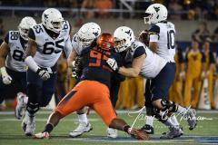 NCAA Football - Camping World Bowl - #16 West Virginia 18 vs. #20 Syracuse 34 (92)