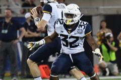 NCAA Football - Camping World Bowl - #16 West Virginia 18 vs. #20 Syracuse 34 (95)