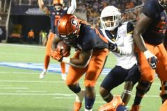 NCAA Football - Camping World Bowl - #16 West Virginia 18 vs. #20 Syracuse 34 (98)