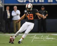 NCAA Football Camping World Bowl - #19 Oklahoma State 30 vs. #22 Virginia Tech 21 (11)