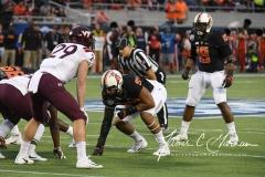 NCAA Football Camping World Bowl - #19 Oklahoma State 30 vs. #22 Virginia Tech 21 (12)