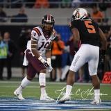 NCAA Football Camping World Bowl - #19 Oklahoma State 30 vs. #22 Virginia Tech 21 (15)