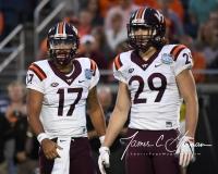 NCAA Football Camping World Bowl - #19 Oklahoma State 30 vs. #22 Virginia Tech 21 (17)