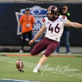 NCAA Football Camping World Bowl - #19 Oklahoma State 30 vs. #22 Virginia Tech 21 (6)