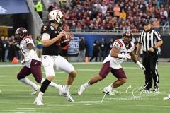 NCAA Football Camping World Bowl - #19 Oklahoma State 30 vs. #22 Virginia Tech 21 (7)