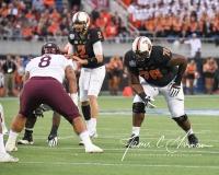NCAA Football Camping World Bowl - #19 Oklahoma State 30 vs. #22 Virginia Tech 21 (8)
