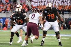 NCAA Football Camping World Bowl - #19 Oklahoma State 30 vs. #22 Virginia Tech 21 (9)
