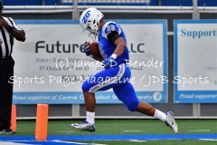 Gallery NCAA Football: CCSU 55 vs. Lincoln 0