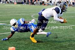 Gallery NCAA Football: Central Connecticut 40 vs. Merrimack 37