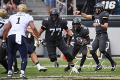 NCAA Football - Central Florida 35 vs. Navy 24 (101)