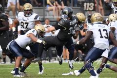 NCAA Football - Central Florida 35 vs. Navy 24 (108)