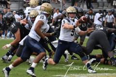 NCAA Football - Central Florida 35 vs. Navy 24 (123)
