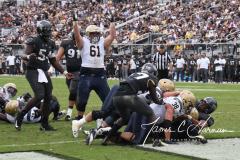 NCAA Football - Central Florida 35 vs. Navy 24 (130)