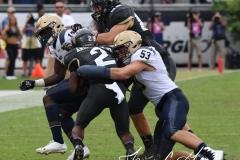 NCAA Football - Central Florida 35 vs. Navy 24 (134)