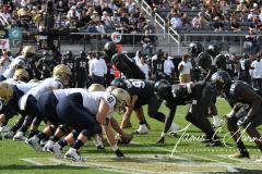 NCAA Football - Central Florida 35 vs. Navy 24 (142)