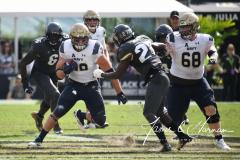 NCAA Football - Central Florida 35 vs. Navy 24 (144)