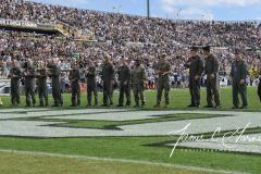 NCAA Football - Central Florida 35 vs. Navy 24 (145)