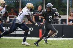NCAA Football - Central Florida 35 vs. Navy 24 (150)