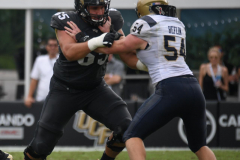 NCAA Football - Central Florida 35 vs. Navy 24 (152)