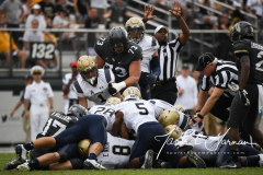 NCAA Football - Central Florida 35 vs. Navy 24 (154)