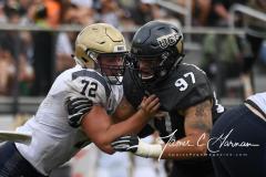 NCAA Football - Central Florida 35 vs. Navy 24 (161)