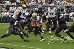 NCAA Football - Central Florida 35 vs. Navy 24 (173)