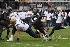 NCAA Football - Central Florida 35 vs. Navy 24 (174)