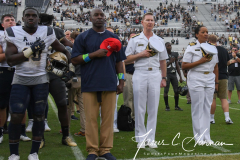 NCAA Football - Central Florida 35 vs. Navy 24 (181)