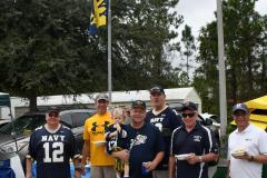 NCAA Football - Central Florida 35 vs. Navy 24 (3)