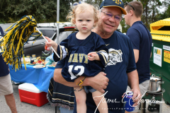 NCAA Football - Central Florida 35 vs. Navy 24 (4)