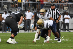 NCAA Football - Central Florida 35 vs. Navy 24 (43)