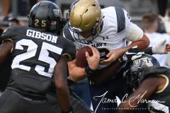 NCAA Football - Central Florida 35 vs. Navy 24 (46)