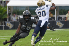 NCAA Football - Central Florida 35 vs. Navy 24 (65)