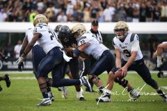NCAA Football - Central Florida 35 vs. Navy 24 (67)