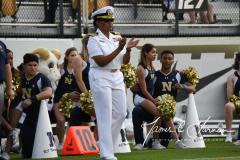 NCAA Football - Central Florida 35 vs. Navy 24 (70)