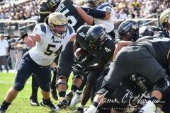 NCAA Football - Central Florida 35 vs. Navy 24 (73)