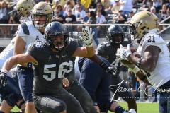 NCAA Football - Central Florida 35 vs. Navy 24 (77)