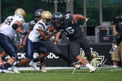 NCAA Football - Central Florida 35 vs. Navy 24 (96)