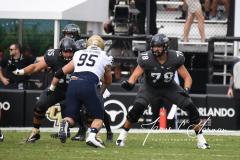 NCAA Football - Central Florida 35 vs. Navy 24 (99)